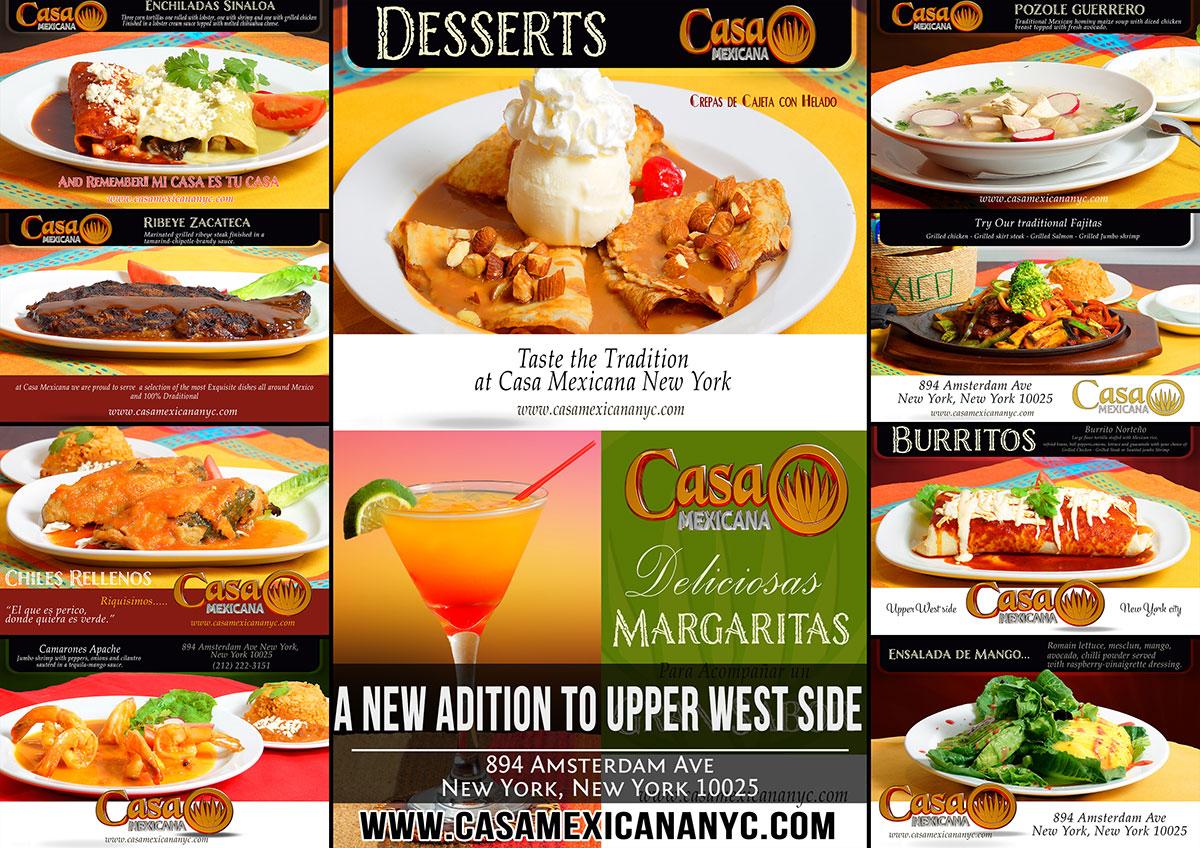 Casa mexicana - upper west side new york 1