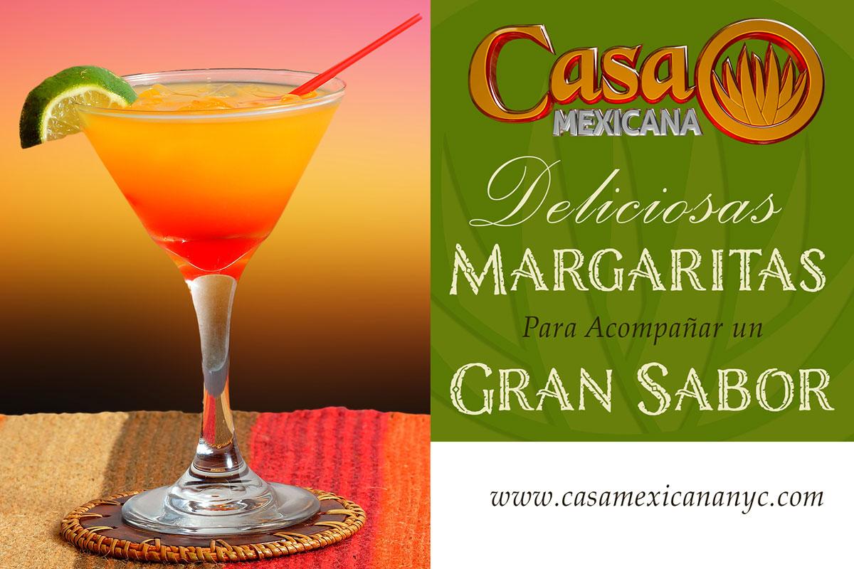 casa mexicana mango margarita